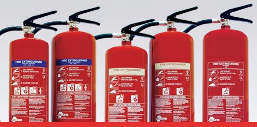 basic range fire extinguishers