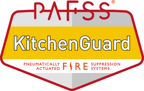 PAFSS KitchenGuard Automatic Fire Suppression Systems