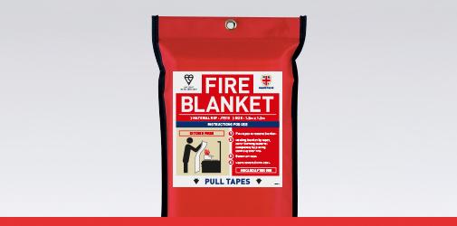 flat pack fire blankets