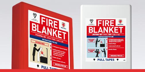 jacpack fire blankets