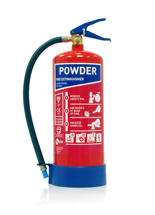 6kg ABC Powder extinguisher