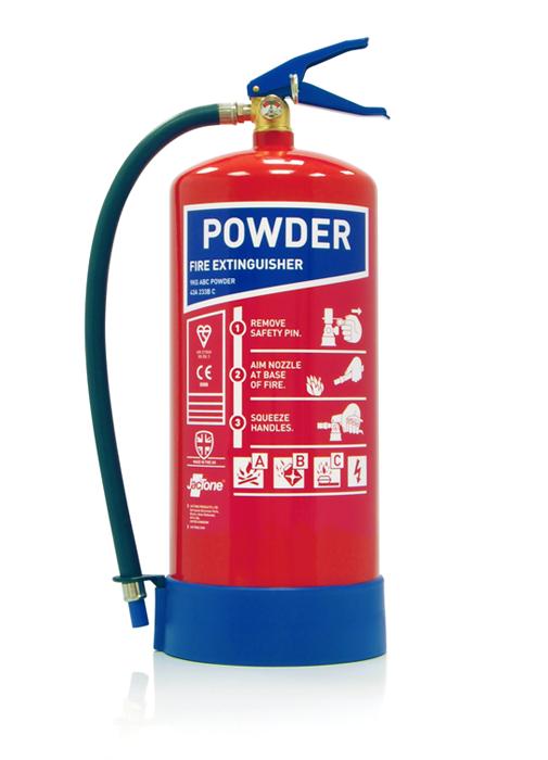 9kg ABC Powder extinguisher