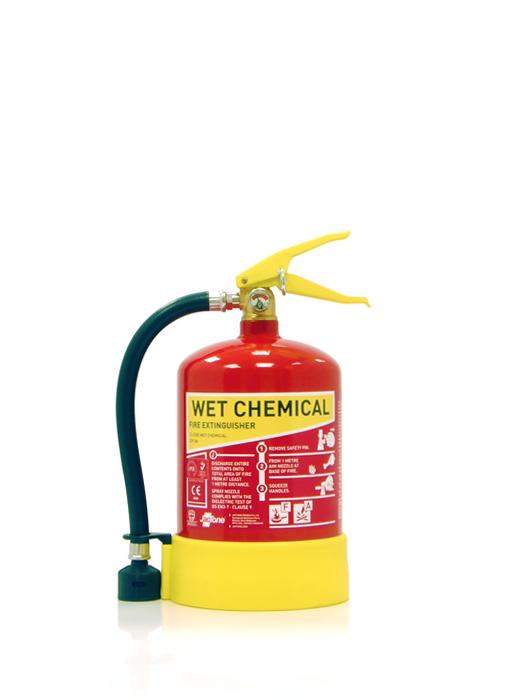 3 litre Wet Chemical extinguisher w/hose