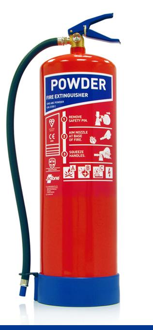 12kg abc powder fire extinguisher
