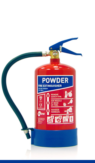 4kg abc powder fire extinguisher