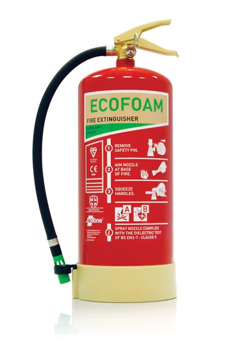 9 litre Ecofoam extinguisher