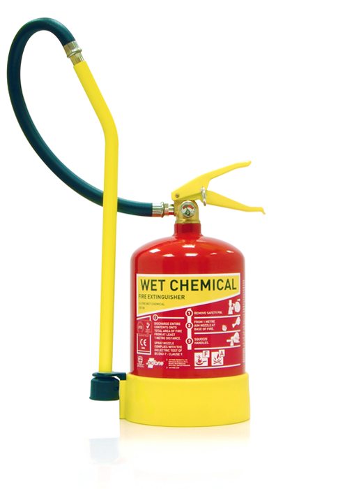 3 litre Wet Chemical extinguisher w/lance