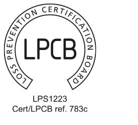 LPCB Certification LPS 1223