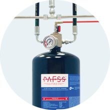 PAFSS Bus and Coach Fire Suppression