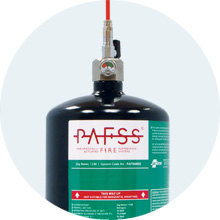 PAFSS Fire Suppression