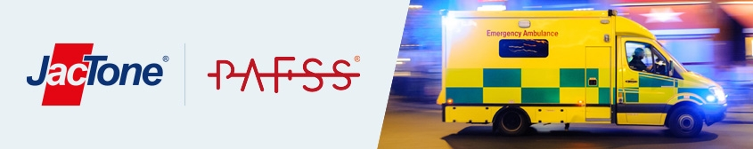 Protect emergency service vehicles with PAFSS...
