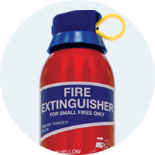 ABC Powder Aerosol Extinguisher