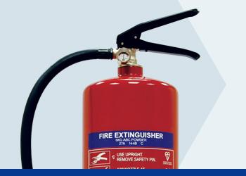 Powder Basic Range Fire Extinguishers