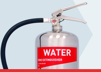 Water Prestige Range Fire Extinguishers