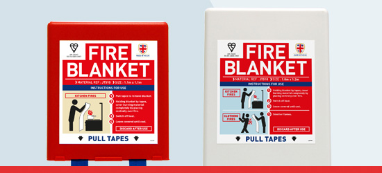 Jacpack Fire Blankets