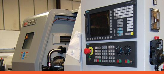 CNC Machine Fire Suppression