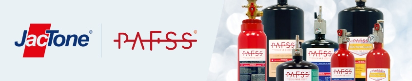 AN INTRODUCTION TO PAFSS FIRE SUPPRESSION - LIVE WEBINAR