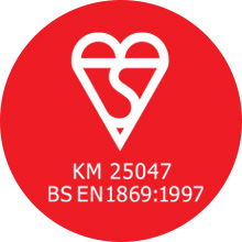 BS EN 1869:1997 Kitemark