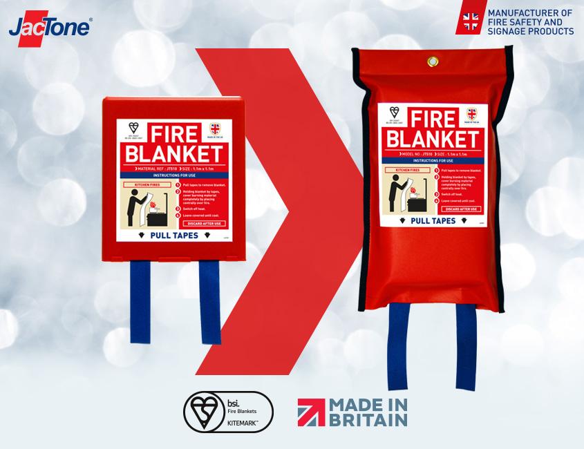 Jactone Fire Blankets