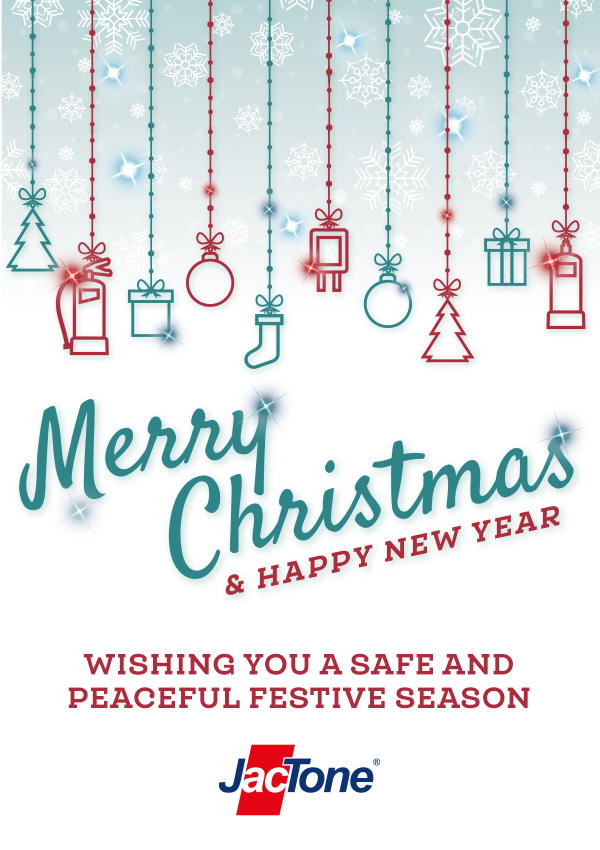 Merry Christmas from Jactone Products