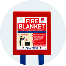 JT510 Jacpack Fire Blanket