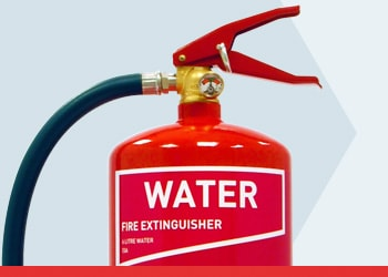 Water Fire Extinguishers from Jactone