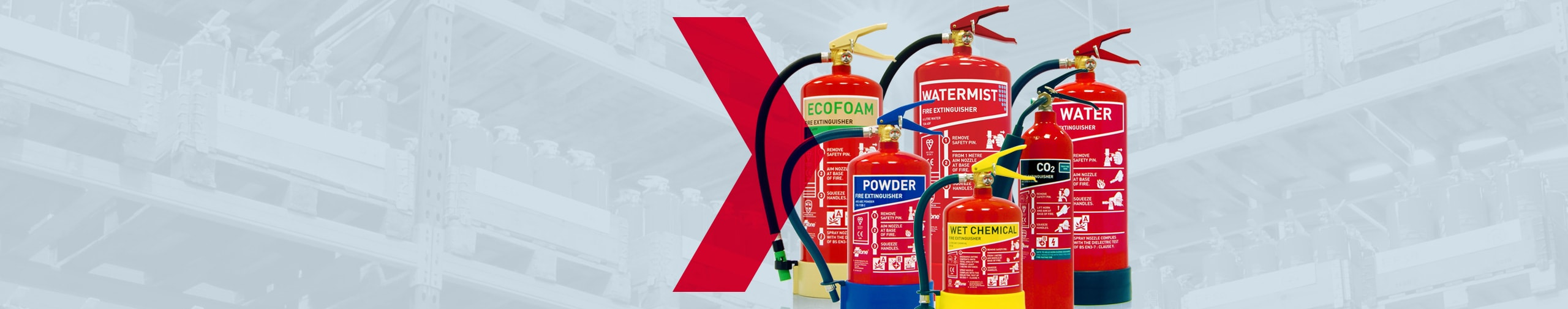 Jactone Fire Extinguishers