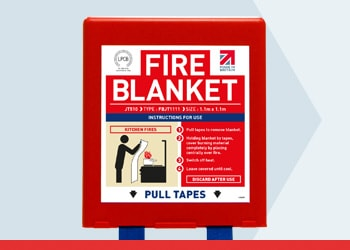 Fire Safety Equipment - Fire Blankets and Textiles