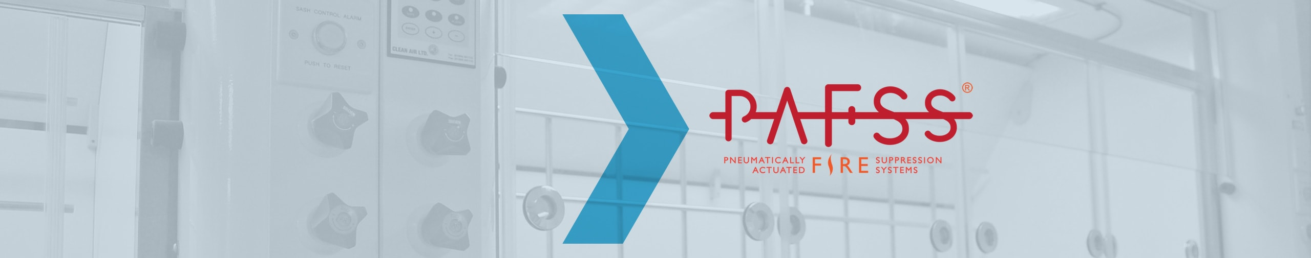 PAFSS Fume Hood Fire Suppression Systems