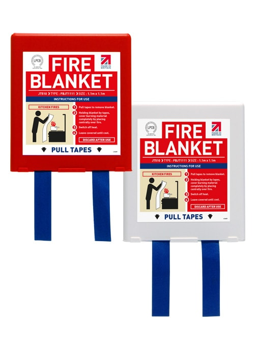Jacpack Fire Blanket 1.1m x 1.1m