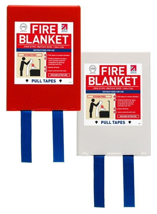 Jacpack Fire Blanket 1.2m x 1.2m