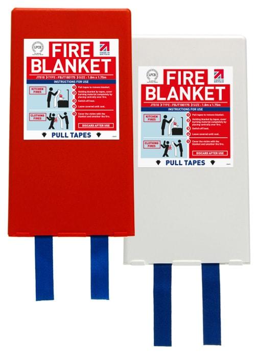 Jacpack Fire Blanket 1.8m x 1.75m
