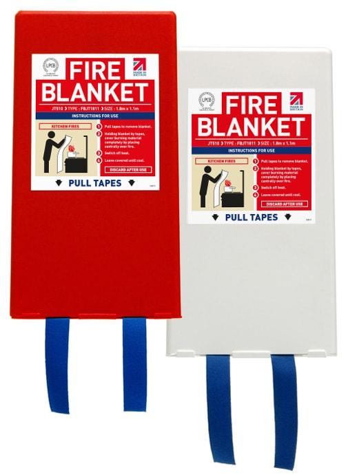 Jacpack Fire Blanket 1.8m x 1.1m
