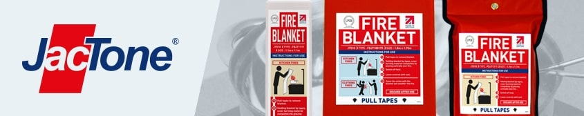 New Fire Blanket Standard, New Size Available