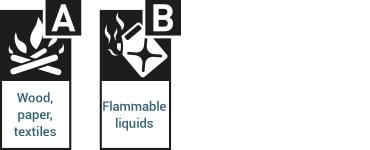 Foam Fire Extinguisher Fire Classification