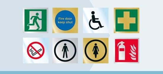 Prestige Safety Signs