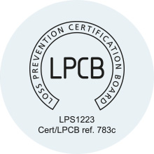 LPCB LPS 1223 certification for Commercial Kitchen Fire Suppression Systems