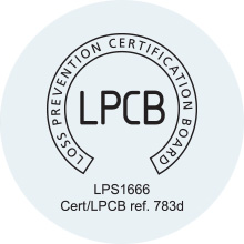LPCB LPS 1666 certification for Electrical Enclosure Fire Suppression Systems