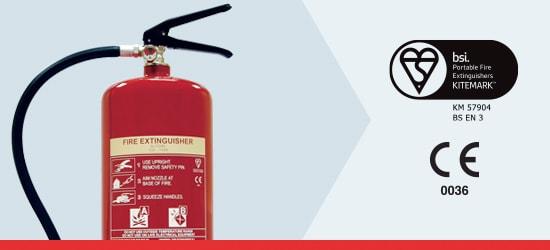 Basic Range Foam Fire Extinguisher
