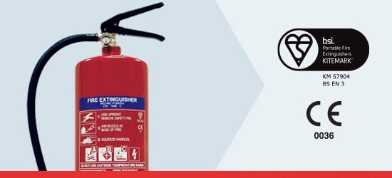 Basic Range Powder Fire Extinguisher