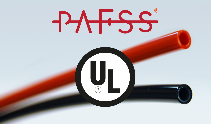 PAFSS detection tube is now UL listed