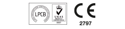 Wet Chemical Fire Extinguisher Premium Range Certification
