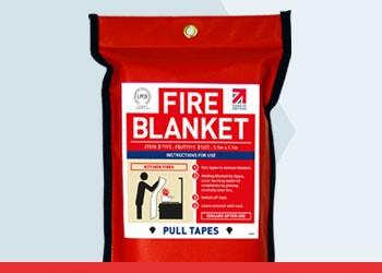 Flat Pack Fire Blanket