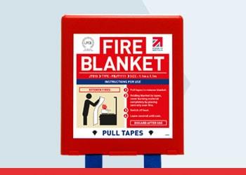 Jacpack Fire Blanket