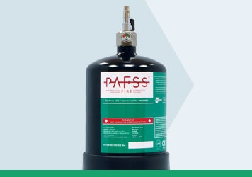 PAFSS Electrical Fire Suppression Systems