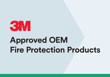 3M Approved OEM Fire Protection Products