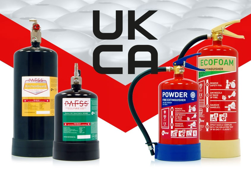 UKCA certified cylinders and assemblies