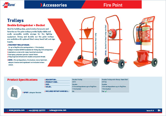 Fire Safety Equipment Catalogue Accessories