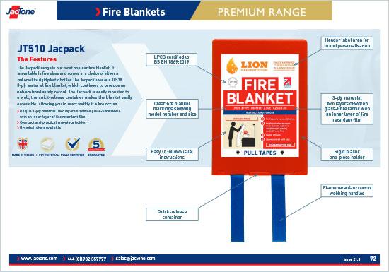 Fire Safety Equipment Catalogue Fire Blankets