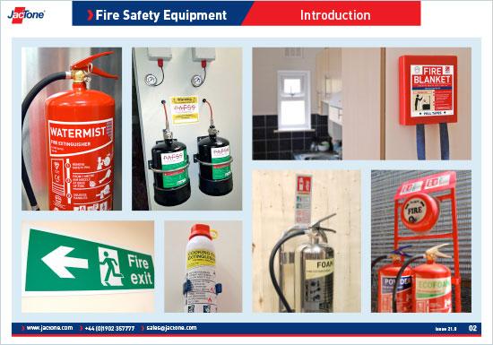 Fire Safety Equipment Catalogue